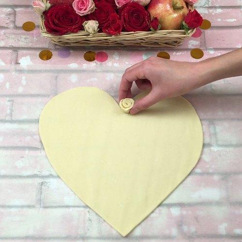 Valentins Apfelkuchen
