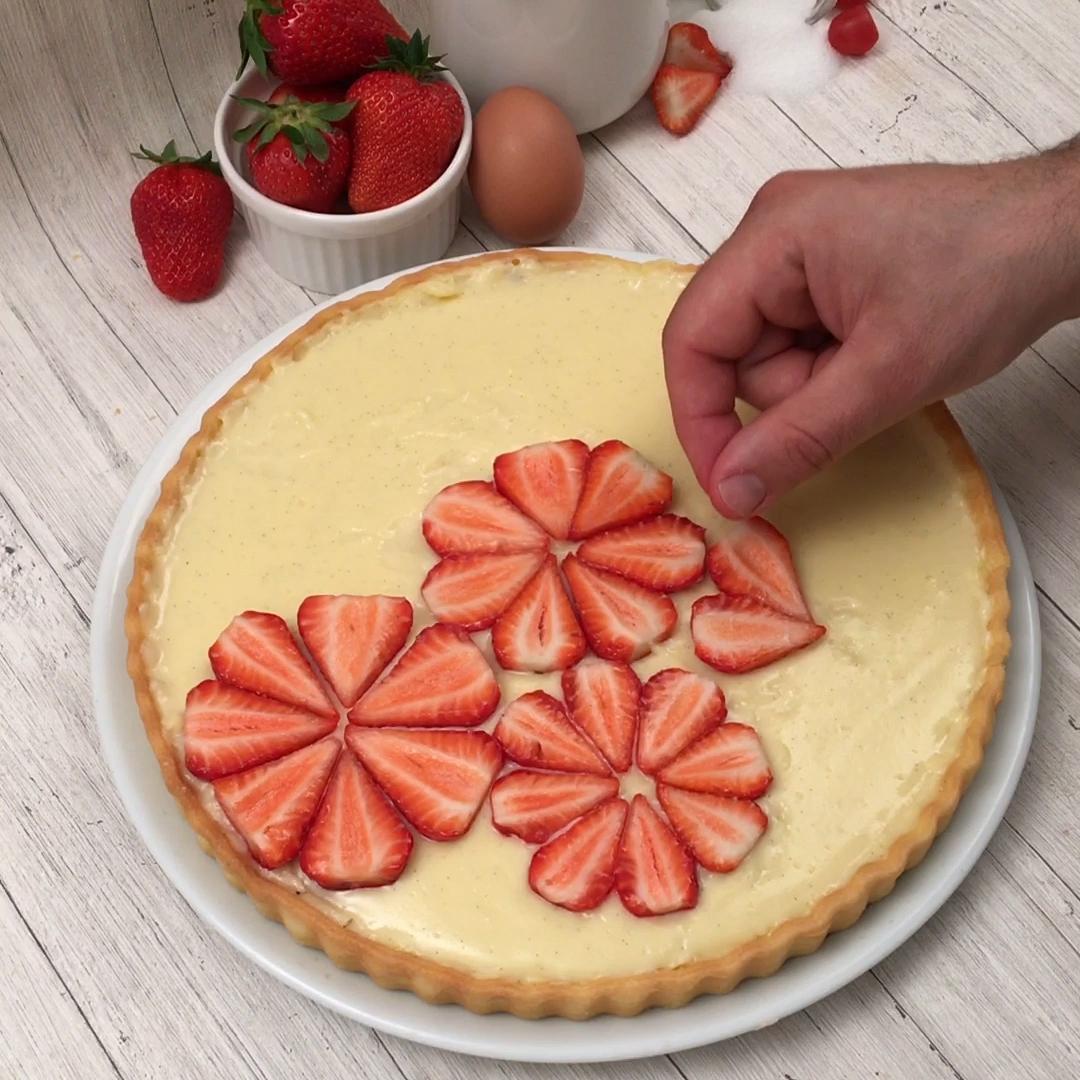 thumbnail Sommer-Erdbeer-Kuchen