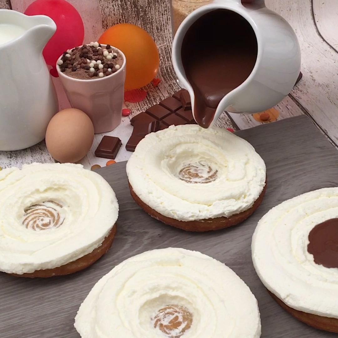 thumbnail Mini-tartes churros