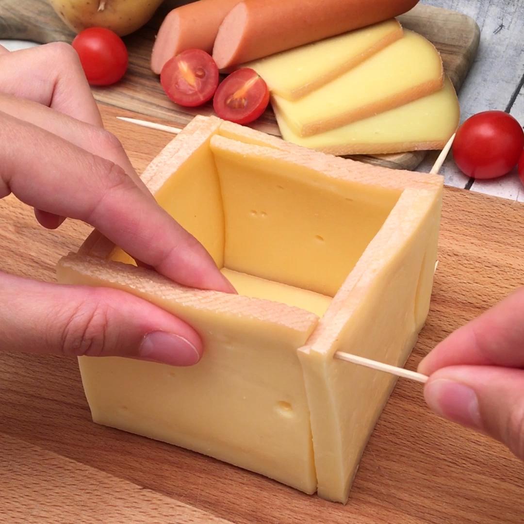 치즈 큐브