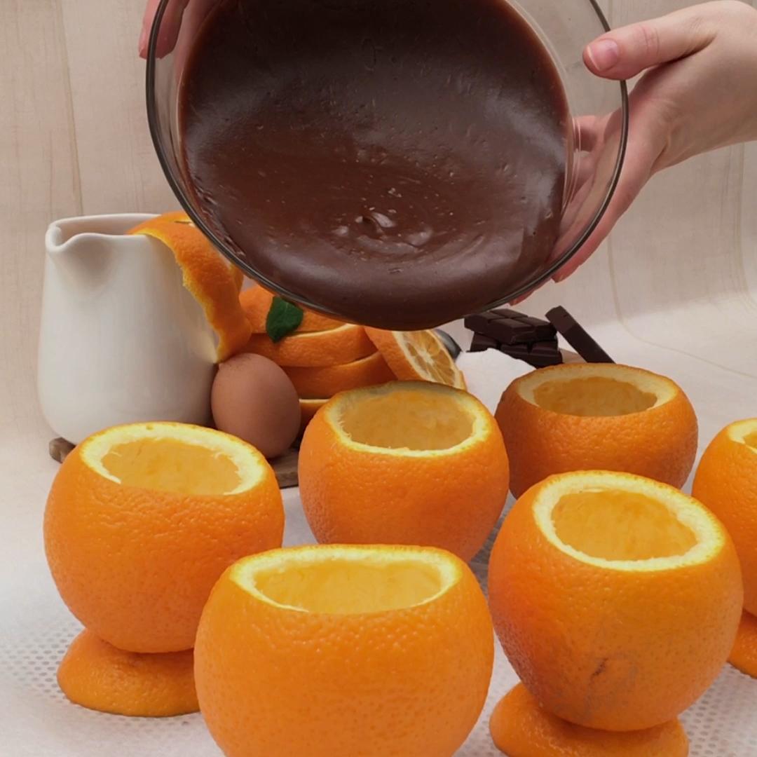 Tortino aranciato