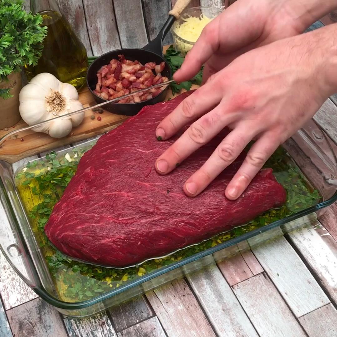 XXL Steak