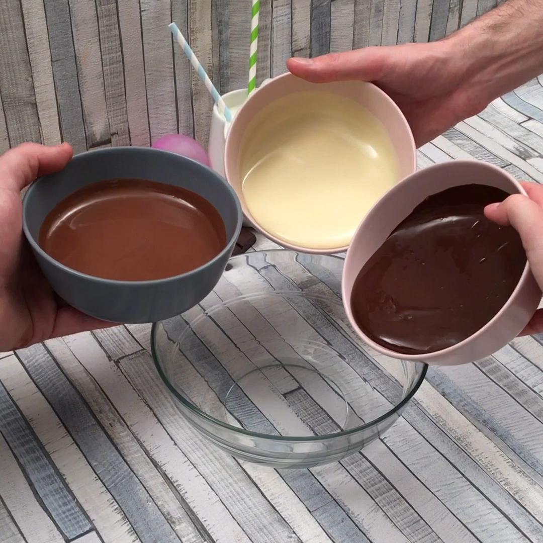 Glace fondant au chocolat