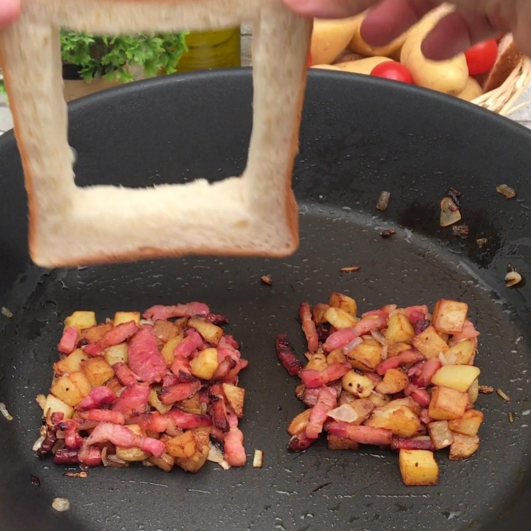 thumbnail Bratkartoffel-Sandwich!