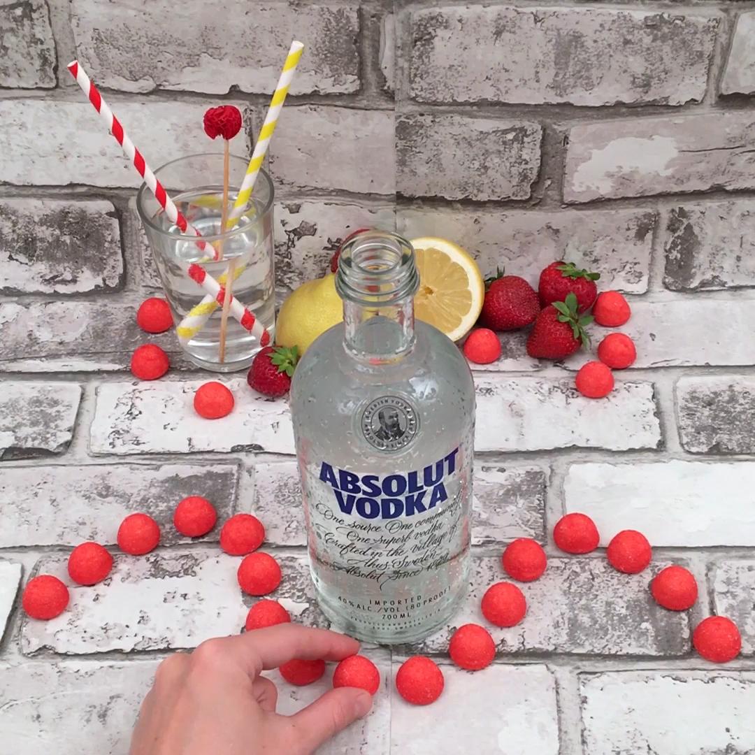 Cocktail vodka tagada