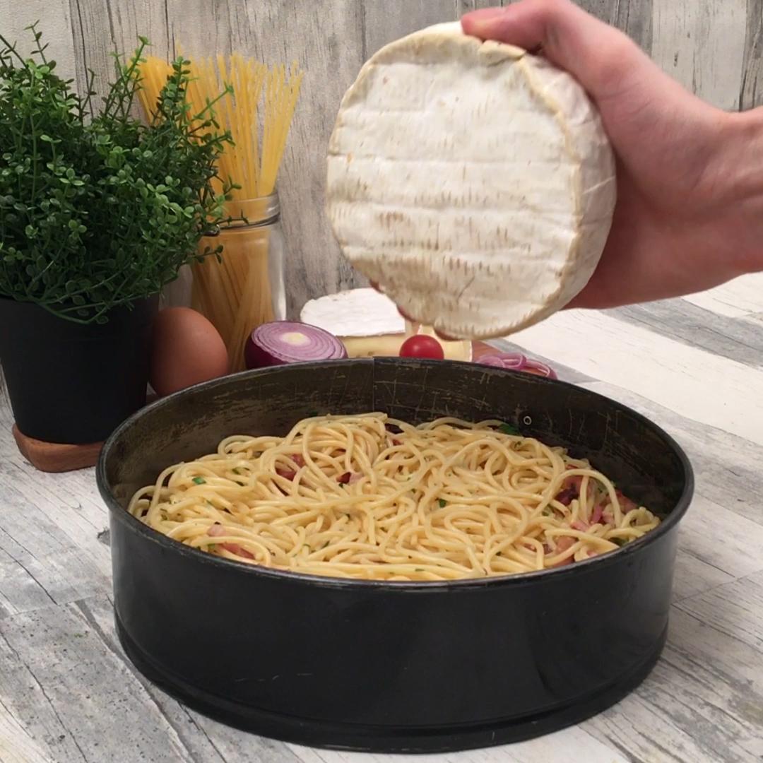 thumbnail 까르보나라 케이크