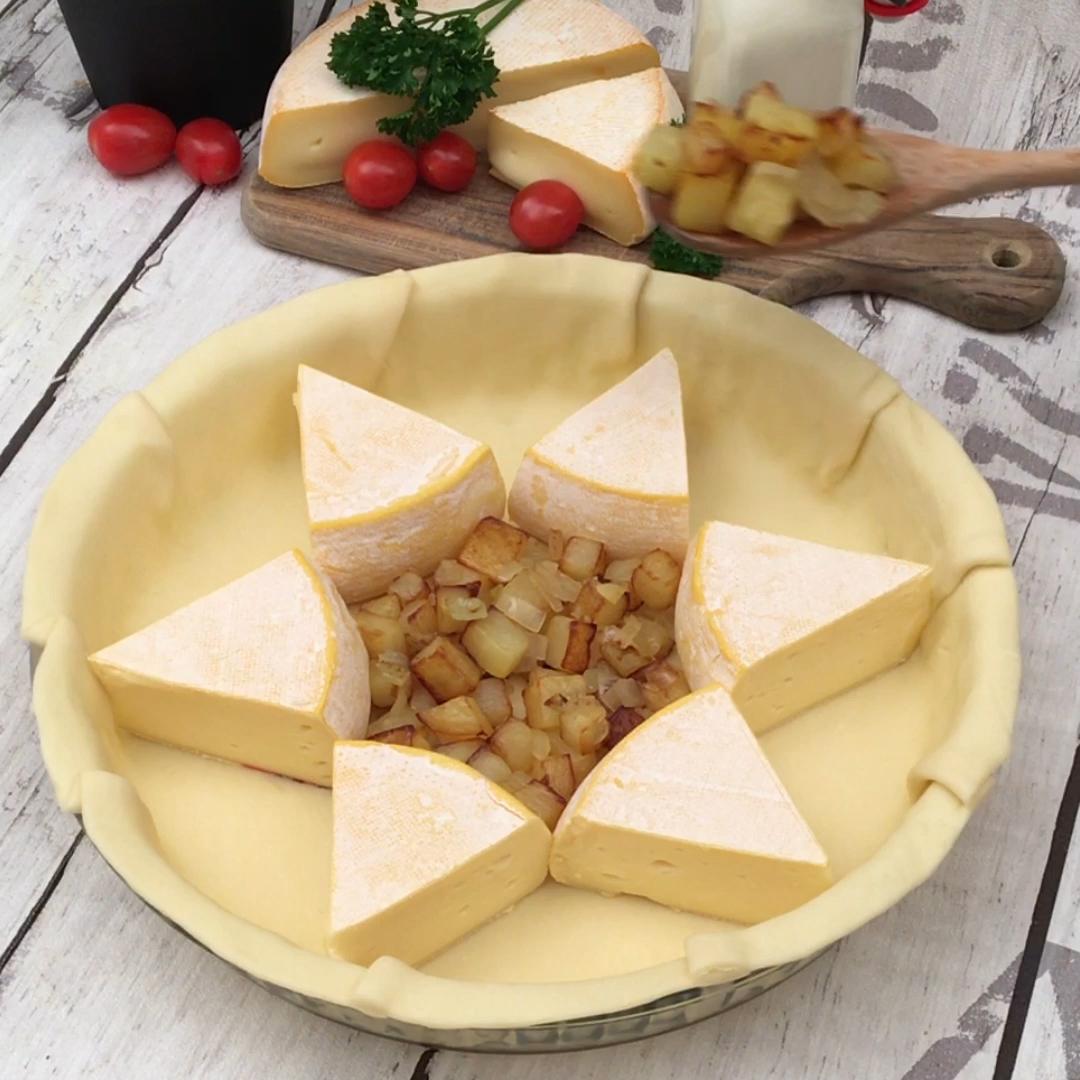 통통 치즈 포테이토 파이