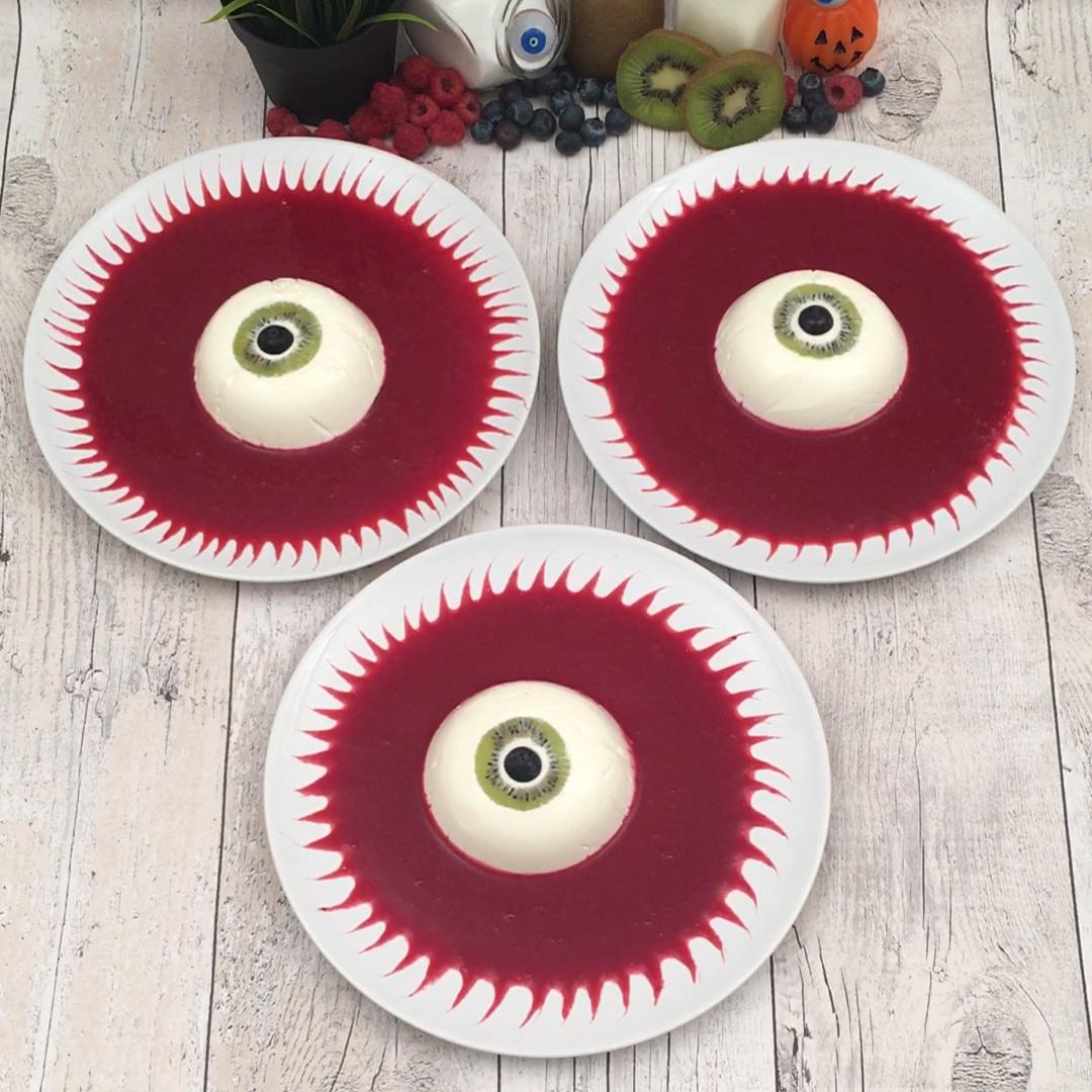 thumbnail Jelly Eyes Dessert